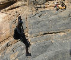 Snake canyon, Jebel Akhdar 72