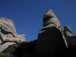 Via Cervera-Raül a la Talaïa Gran, Montserrat, Espagne 4