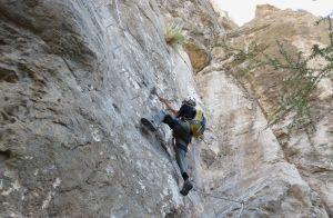 Ferrata du Jebel Shams, Jebel Akhdar 55