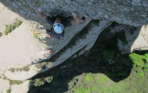 Punsola-Reniu al Cavall Bernat, Montserrat, Espagne 26
