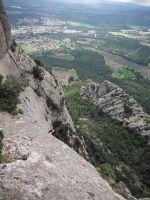 Kraken a la Pastereta, Montserrat, Espagne 14