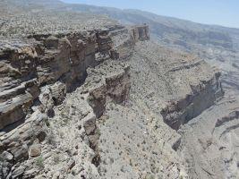 Ferrata du Jebel Shams, Jebel Akhdar 62