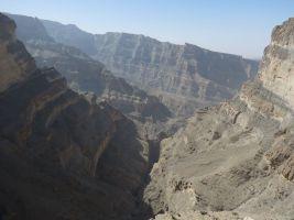Ferrata du Jebel Shams, Jebel Akhdar 67