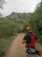 Sac de Paciencia a la Pastereta, Montserrat, Espagne 3