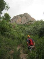 Sac de Paciencia a la Pastereta, Montserrat, Espagne 4