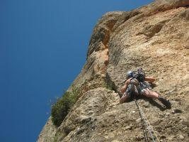 Ivan al Timbaler del Bruc, Montserrat, Espagne 5