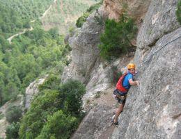Divorci imminent a la Serrat d'En Muntaner, Montserrat, Espagne 6