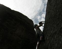 Serrat d'En Muntaner Cara Este, Montserrat, Espagne 6