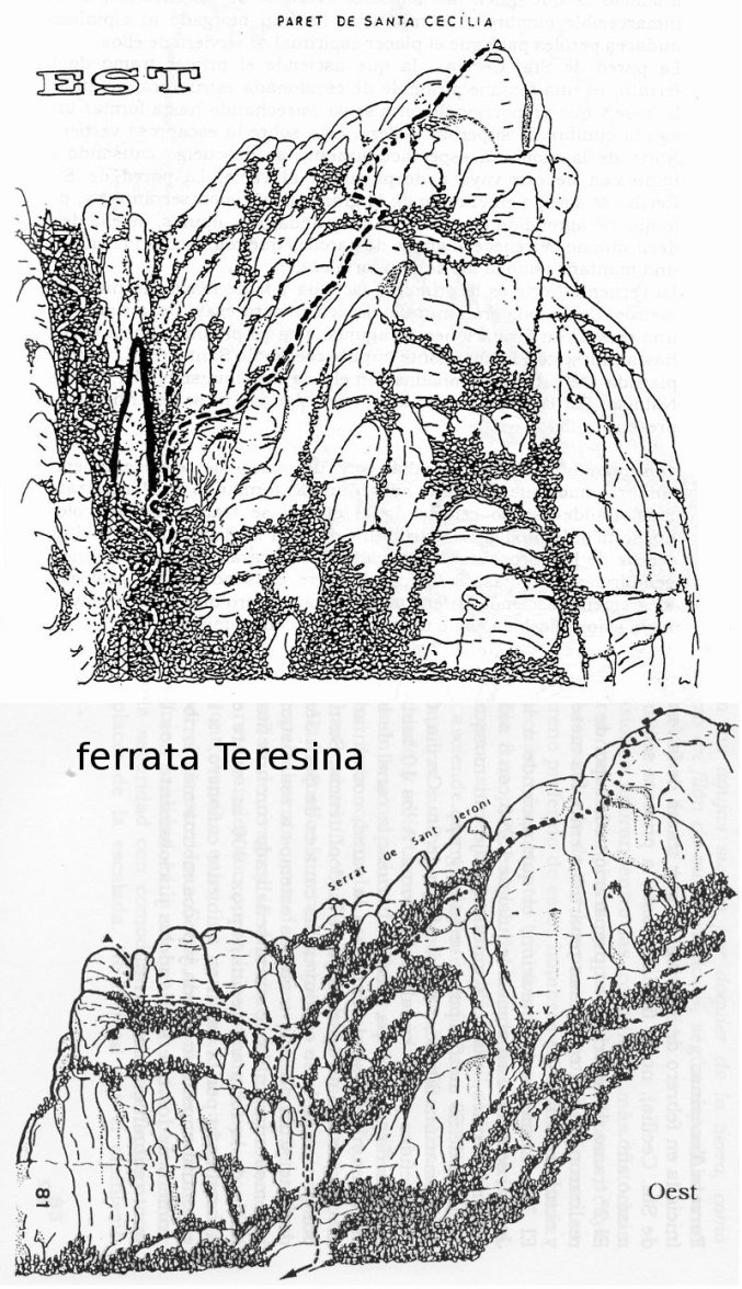 La Teresina, Montserrat 4