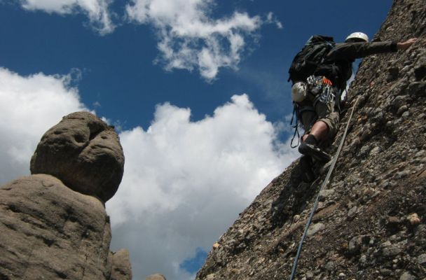 Ful de Sac al Setrill, Agulles, Montserrat, Espagne 2