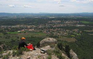 Abierto hasta el atardecer a la Serrat d'En Muntaner, Montserrat, Espagne 10