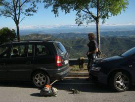 2. depuis parking