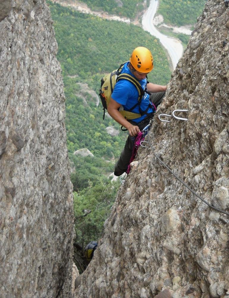 La Teresina, Montserrat 21