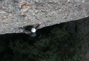 Ful de Sac al Setrill, Agulles, Montserrat, Espagne 4