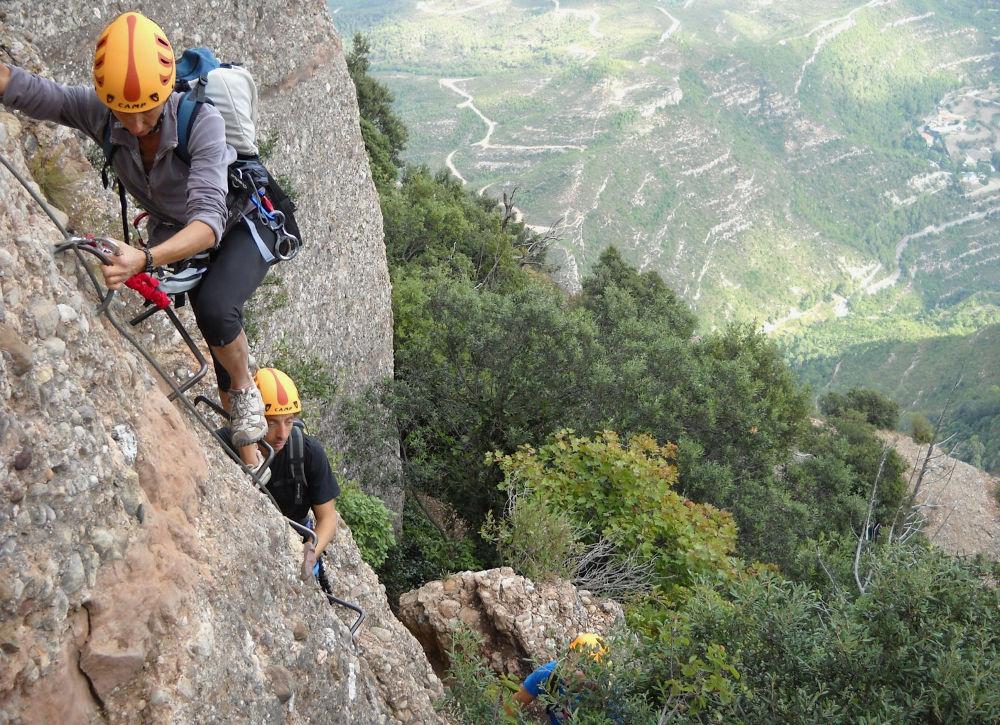 La Teresina, Montserrat 9