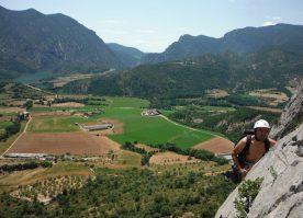 Via Africa a la Paret del Grau, Coll de Nargo, Espagne 15