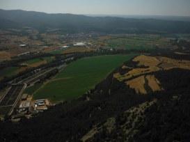 14. Vue sur vallée du Segre