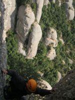 Montpart a la Miranda de las Boïgues, Montserrat, Espagne 14