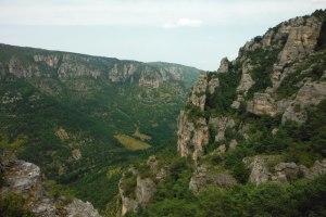 Le Révérend, Gorges de la Jonte, France 17
