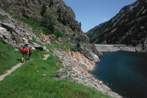 Mérens-les-Vals à Orlu, Ariège, Pyrénées, France 59