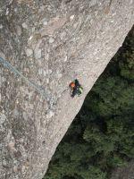 Montpart a la Miranda de las Boïgues, Montserrat, Espagne 5