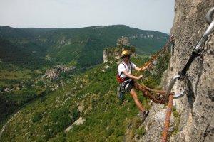 Le Révérend, Gorges de la Jonte, France 7