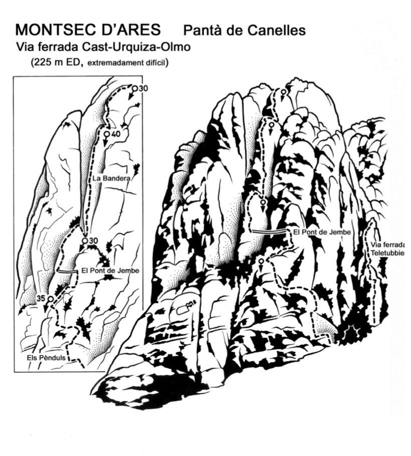 Cast-Urquiza-Olmo, Montrebeï 3