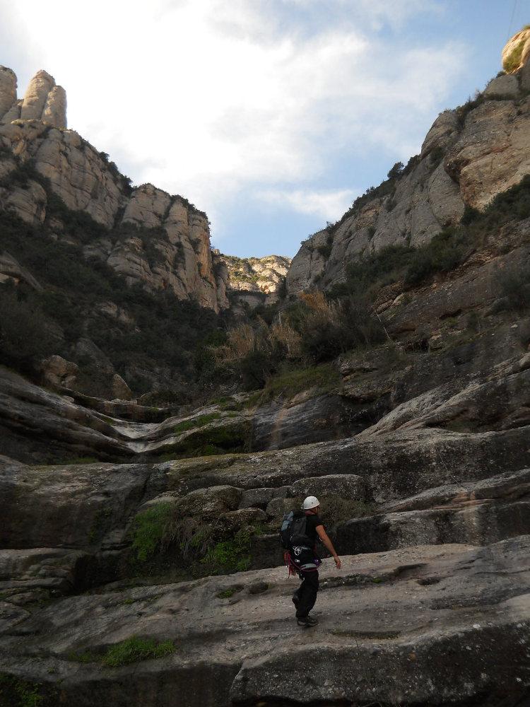 Torrent de Vallmala, Montserrat 15