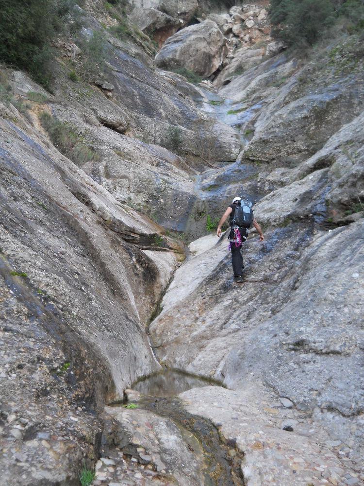 Torrent de Vallmala, Montserrat 17