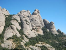 Stromberg a la Gorra Frigia, Montserrat, Espagne 3