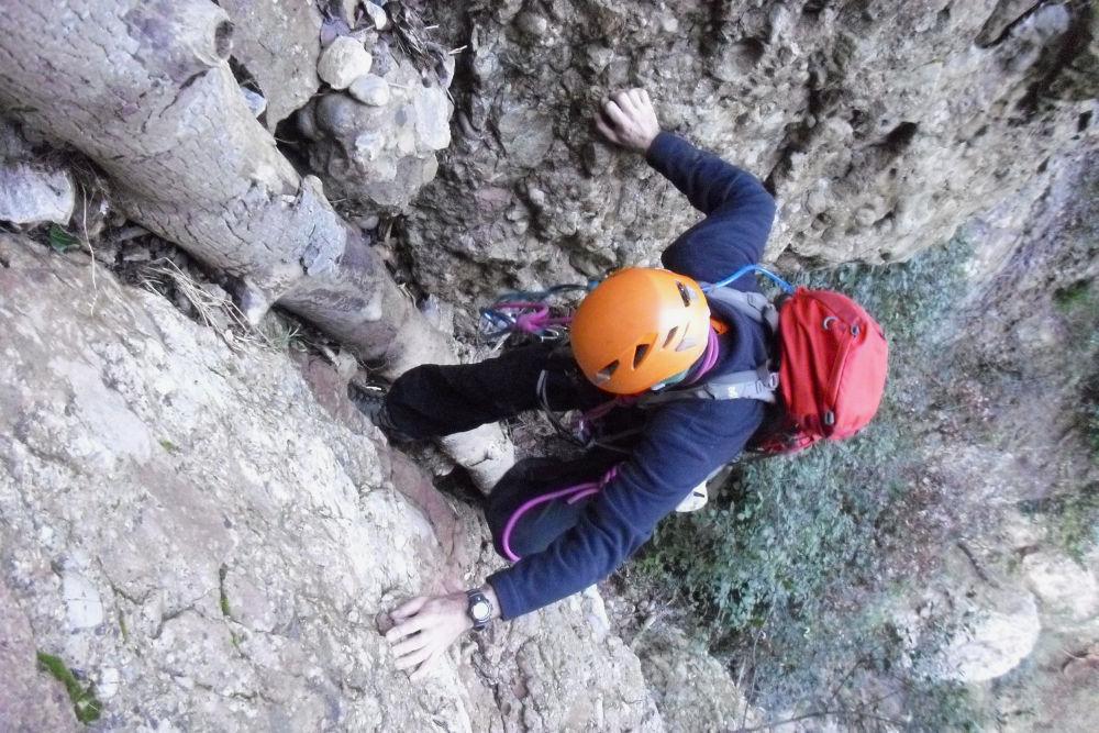 Torrent de Vallmala, Montserrat 20
