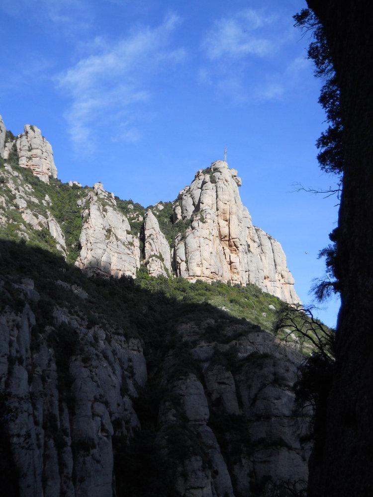 Torrent de Vallmala, Montserrat 23