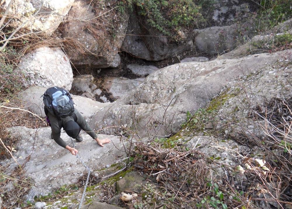 Torrent de Vallmala, Montserrat 7