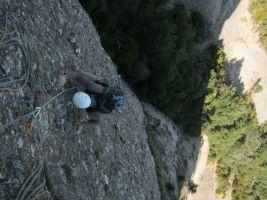 Stromberg a la Gorra Frigia, Montserrat, Espagne 9
