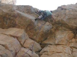 Transition, Junction & Nearside Walls, Ras Al Khamaih, Émirats 19