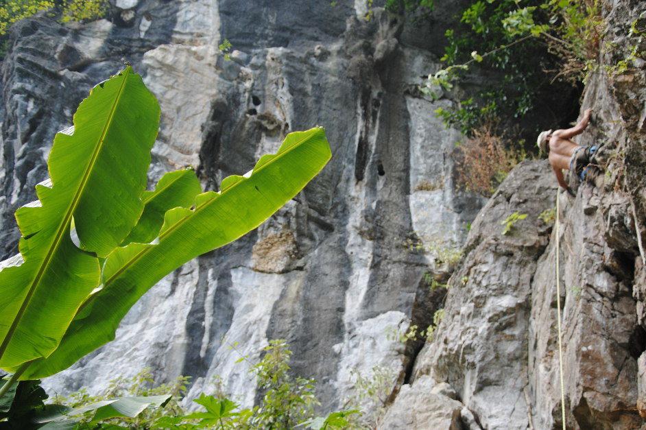 Climbing 10