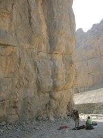 Transition, Junction & Nearside Walls, Ras Al Khamaih, Émirats 51