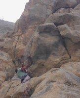 Transition, Junction & Nearside Walls, Ras Al Khamaih, Émirats 20