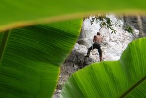 Butterfly Valley, Sport Climbing, Cat Ba Island, Vietnam 26