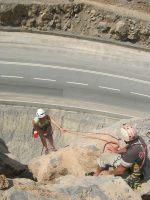 Transition, Junction & Nearside Walls, Ras Al Khamaih, Émirats 50