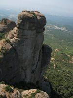Lapónia a la Portera Gran, Montserrat, Espagne 14