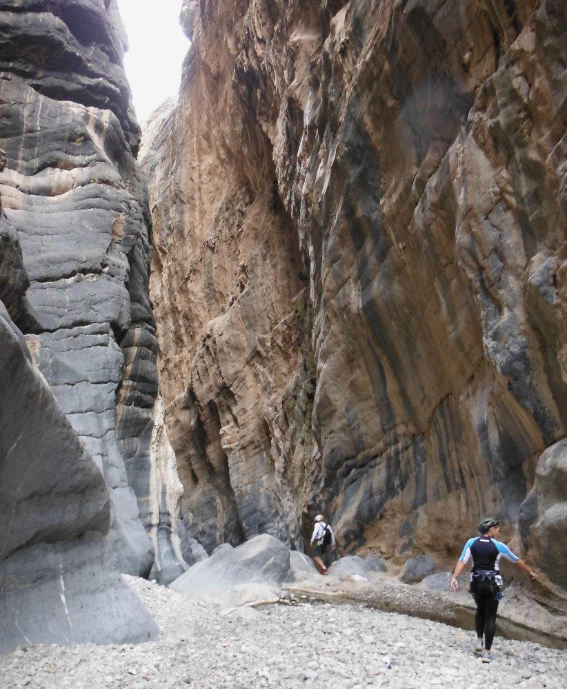 Snake Gorge Canyon, Jebel Akhdar 54