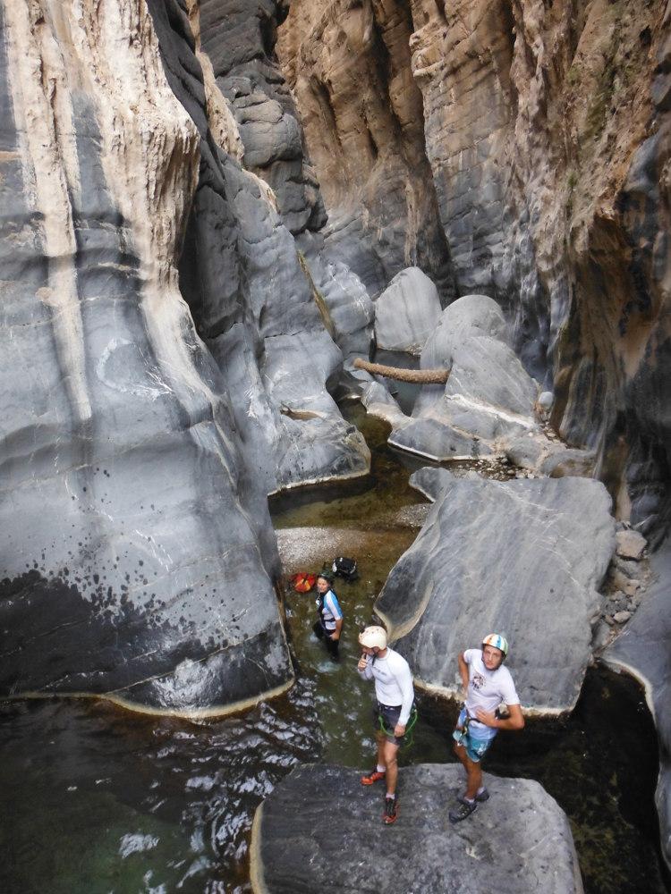 Snake Gorge Canyon, Jebel Akhdar 55