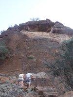 Hadash, wadi Mistall, Oman 19