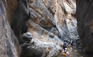 Snake Gorge Canyon, Jebel Akhdar 56