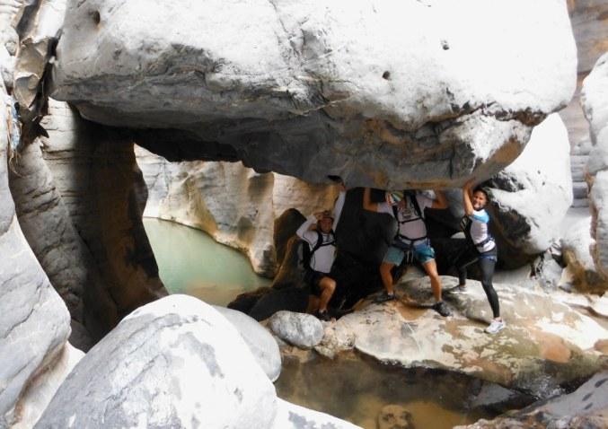 Snake Gorge Canyon, Jebel Akhdar 63