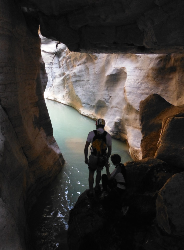 Snake Gorge Canyon, Jebel Akhdar 62