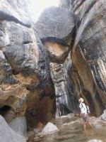 Snake Gorge Canyon, Jebel Akhdar 35