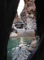 Snake Gorge Canyon, Jebel Akhdar 65