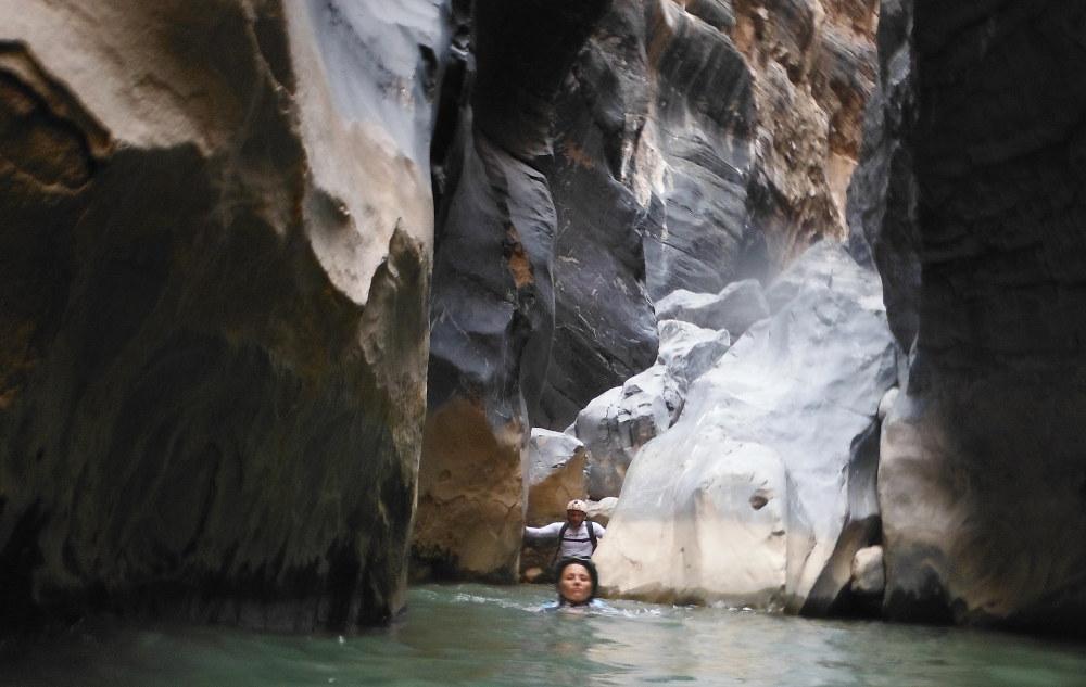 Snake Gorge Canyon, Jebel Akhdar 71